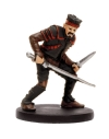 D&D Miniatures - Click to view the stats for Kerwyn, Human Rogue Miniature