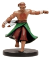 D&D Miniatures - Click to view the stats for Lion Falcon Monk Miniature