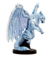 D&D Miniatures - Click to view the stats for Small White Dragon Miniature