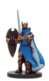 D&D Miniatures - Click to view the stats for Stalwart Paladin Miniature