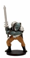 D&D Miniatures - Click to view the stats for Stonechild Miniature