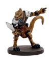 D&D Miniatures - Click to view the stats for Troglodyte Miniature