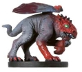 D&D Miniatures - Click to view the stats for Ambush Drake Miniature