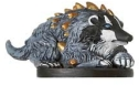 D&D Miniatures - Click to view the stats for Celestial Dire Badger Miniature