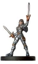 D&D Miniatures - Click to view the stats for Champion of Yondalla Miniature
