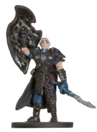 D&D Miniatures - Click to view the stats for Dark Traveler Miniature