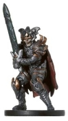 D&D Miniatures - Click to view the stats for Death Knight Miniature