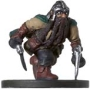 D&D Miniatures - Click to view the stats for Dwarf Caver Miniature