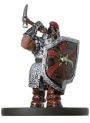 D&D Miniatures - Click to view the stats for Dwarf Phalanx Soldier Miniature