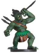 D&D Miniatures - Click to view the stats for Forest Troll Miniature