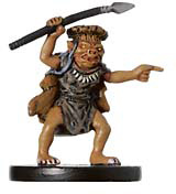 D&D Miniatures - Click to view the stats for Goblin Adept Miniature
