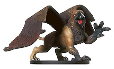 D&D Miniatures - Click to view the stats for Griffon Miniature