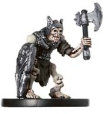 D&D Miniatures - Click to view the stats for Skeletal Dwarf Miniature
