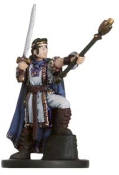 D&D Miniatures - Click to view the stats for Valorous Prince Miniature
