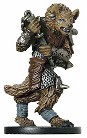D&D Miniatures - Click to view the stats for Gnoll Sergeant Miniature
