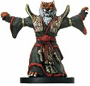 D&D Miniatures - Click to view the stats for Rakshasa Miniature