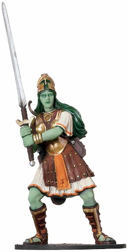 D&D Miniatures - Click to view the stats for Storm Giant Miniature