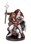 D&D Miniatures - Click to view the stats for Cleric of Gruumsh Miniature