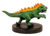 D&D Miniatures - Click to view the stats for Crested Felldrake Miniature