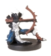 D&D Miniatures - Click to view the stats for Drow Archer Miniature