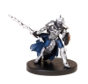 D&D Miniatures - Click to view the stats for Drow Fighter Miniature
