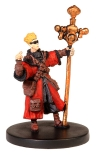 D&D Miniatures - Click to view the stats for Evoker's Apprentice Miniature