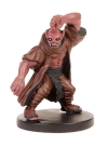 D&D Miniatures - Click to view the stats for Half-Orc Monk Miniature