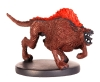 D&D Miniatures - Click to view the stats for Hell Hound Miniature
