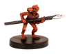 D&D Miniatures - Click to view the stats for Kobold Warrior Miniature