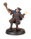 D&D Miniatures - Click to view the stats for Nebin, Gnome Illusionist Miniature