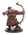 D&D Miniatures - Click to view the stats for Orc Archer Miniature
