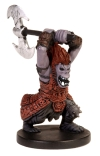 D&D Miniatures - Click to view the stats for Orc Berserker Miniature