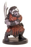 D&D Miniatures - Click to view the stats for Orc Warrior Miniature