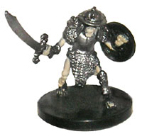 D&D Miniatures - Click to view the stats for Skeleton Miniature