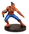 D&D Miniatures - Click to view the stats for Sun Soul Initiate Miniature