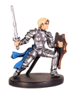 D&D Miniatures - Click to view the stats for Sword of Heironeous Miniature