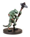 D&D Miniatures - Click to view the stats for Troglodyte Zombie Miniature