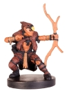 D&D Miniatures - Click to view the stats for Wild Elf Barbarian Miniature