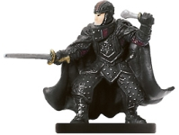 D&D Miniatures - Click to view the stats for Assassin Miniature