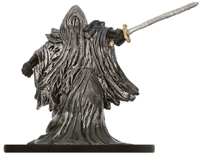 D&D Miniatures - Click to view the stats for Dread Wraith Miniature