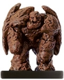 D&D Miniatures - Click to view the stats for Earth Mephit Miniature