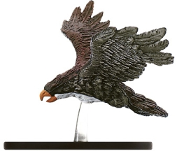 D&D Miniatures - Click to view the stats for Giant Eagle Miniature
