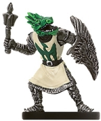 D&D Miniatures - Click to view the stats for Greenspawn Zealot Miniature