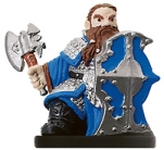 D&D Miniatures - Click to view the stats for Guard of Mithral Hall Miniature