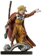 D&D Miniatures - Click to view the stats for Hierophant of the Seventh Wind Miniature