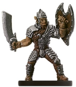 D&D Miniatures - Click to view the stats for Hobgoblin Marshal Miniature