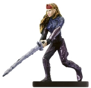 D&D Miniatures - Click to view the stats for Kalashtar Bodyguard Miniature
