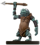 D&D Miniatures - Click to view the stats for Kuo-Toa Hunter Miniature