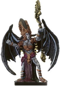 D&D Miniatures - Click to view the stats for Lady Vol Miniature