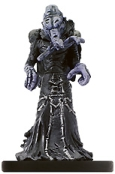 D&D Miniatures - Click to view the stats for Mind Flayer Lich Miniature